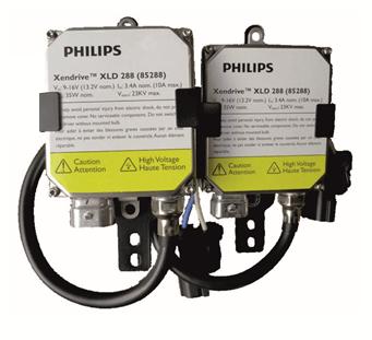 Philips Xenon HID skaitmeninis blokelis