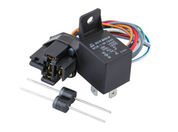 Automobilio šviesų modulis ASM-001