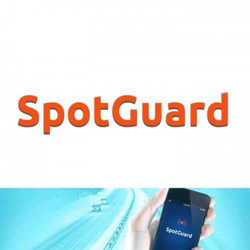 Paieškos sistema SportGuard Standart su vidine 6 metų baterija