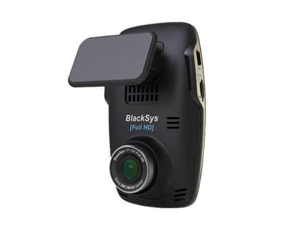 BlackSys CF-100 Full HD vaizdo registratorius